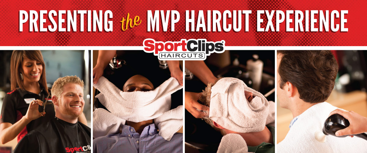 The Sport Clips Haircuts of Tampa - Northdale MVP Haircut Experience